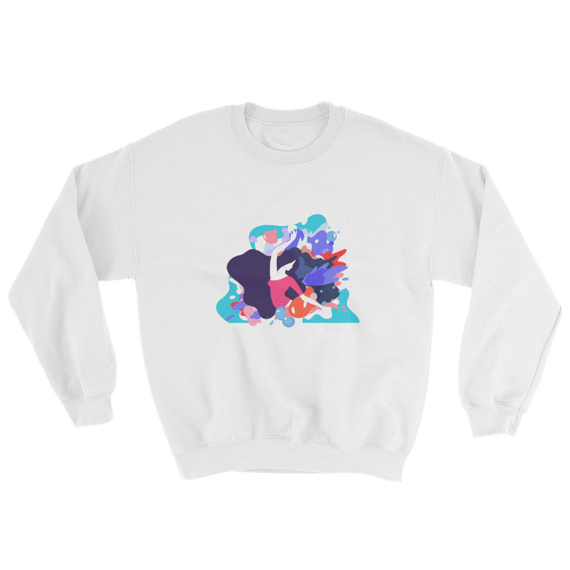 Altera Pars Part-5 Unisex Sweatshirt - When Lambo?