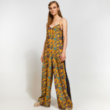 Load image into Gallery viewer, Paisley Print Jumpsuit