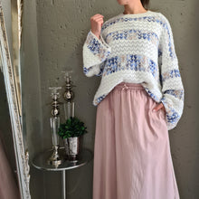 Load image into Gallery viewer, Cotton Maxi Skirt