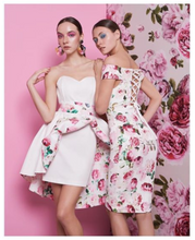 Load image into Gallery viewer, Boobtube Floral Dress