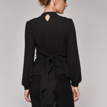 Load image into Gallery viewer, Pleated Ruffle Blouse