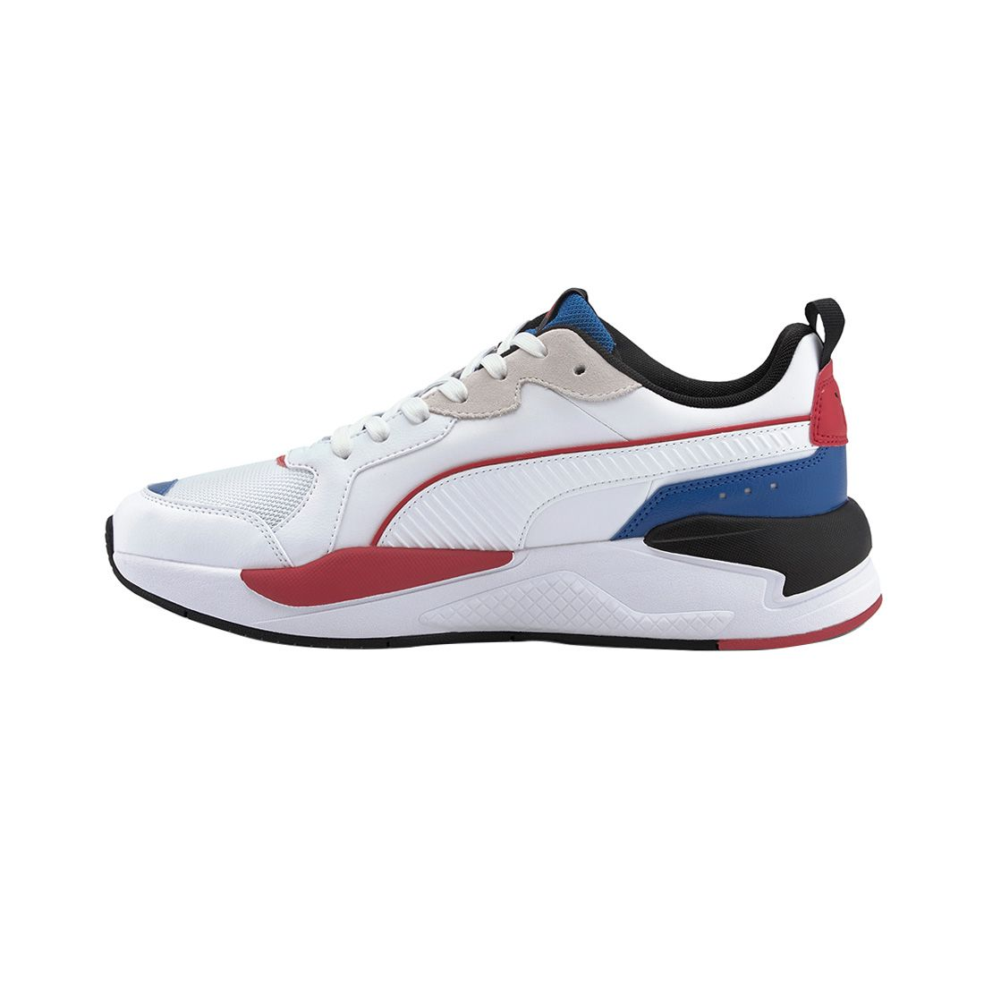 Puma X-Ray Game Blanco/Rojo/Azul