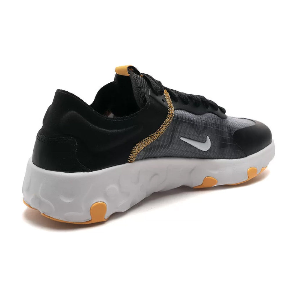 Nike Renew Lucent Negro Blanco Amarillo