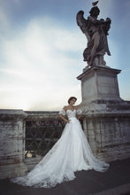 Load image into Gallery viewer, Sample 1108 Valentina Julie Vino Rome Collection