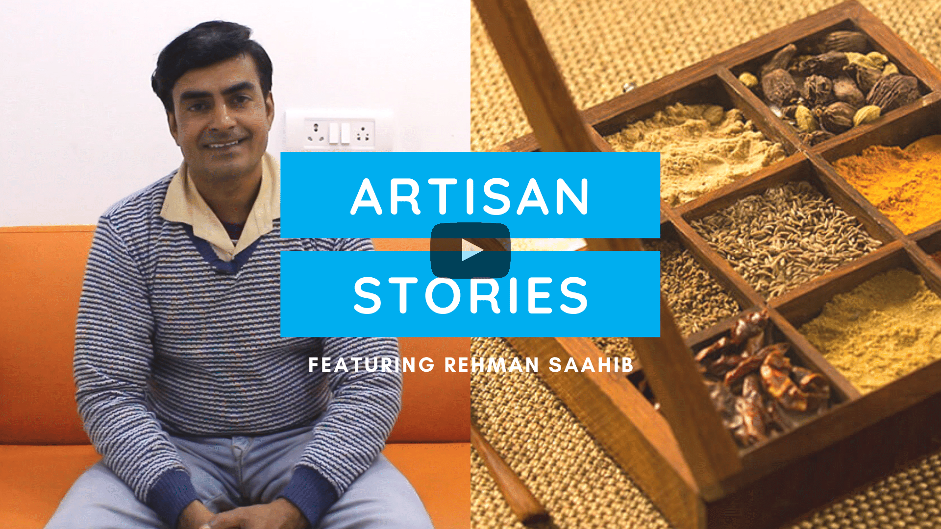 Artisan Stories by ExclusiveLane- Meet Rahman Sahib