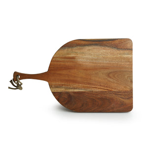 'Arch Slate' Chopping Board In Acacia Wood
