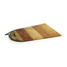 Load image into Gallery viewer, 'The Arch Patterns' Chopping Board In Acacia and Mango Wood