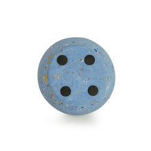 Load image into Gallery viewer, 'The Blue-Lavender' Scented Wax Candle In Terrazzo & Concrete