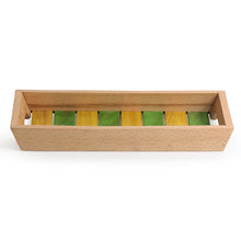 Load image into Gallery viewer, 'The Coloured Runner' Handcrafted Wooden Serving Tray