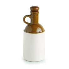 Load image into Gallery viewer, The 'Old Fashioned' Hand Glazed Studio Pottery Ceramic Oil Bottle (1000 ML)