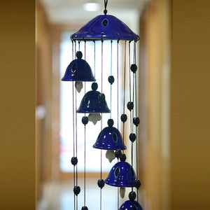 Melodious Sound Ceramic Wind Chimes