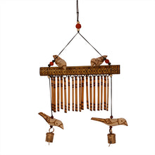 Load image into Gallery viewer, Bird Collection Wooden Handmade Decorative Wind Chime