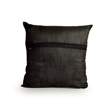 "Load image into Gallery viewer, ""Celestial Stars Hand Blocked"" Cushion Cover In Silk"