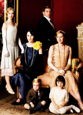 Downton Abbey season 5 (from the box set) blu ray used