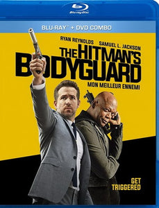 The Hitman's Bodyguard - Blu-Ray/DVD
