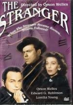The stranger - DVD (Used)