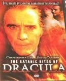 The Satanic Rites Of Dracula - DVD