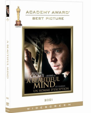 A Beautiful Mind (Widescreen Edition) - DVD (Used)