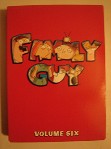FAMILY GUY VOL 6 BY FAMILY GUY (DVD) [3 DISCS] [DVD]