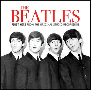 The Beatles / First Hits - LP Vinyl (Red)