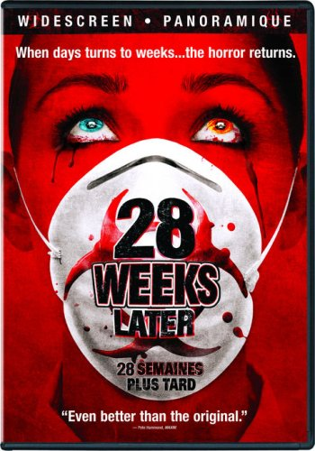 28 Weeks Later (Widescreen) (Bilingual) [DVD]