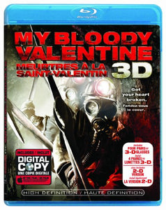 My Bloody Valentine- Blu-Ray (Used)