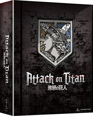 Attack on Titan: Part II - Limited Edition Plus Box - Blu-Ray/DVD (Used)