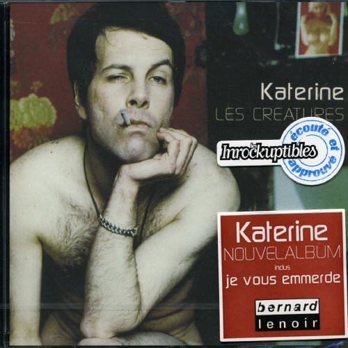 Katerine / Les Creatures - CD