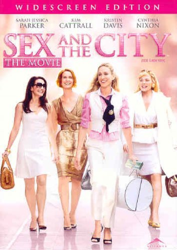 Sex and the City: The Movie (Widescreen) (Bilingual) [DVD]
