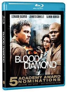 Blood Diamond - Blu-Ray (Used)