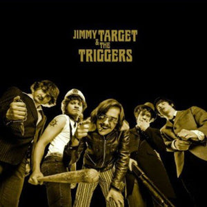 Jimmy Target & The Triggers [Audio CD] Jimmy Target & The Triggers