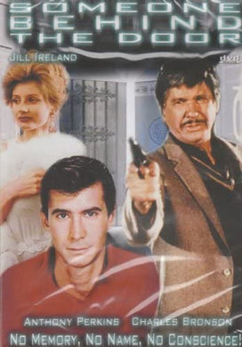 Someone Behind the Door - DVD