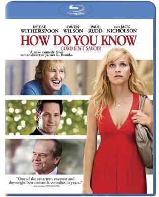 How Do You Know - Blu-Ray (Used)