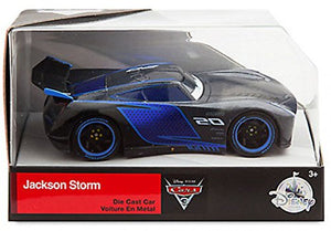 "Disney Cars Series 3 ""JACKSON STORM"" 1:43 scale die-cast  - TOYS_AND_GAMES"
