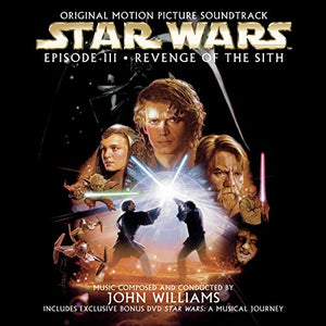Star Wars Episode III: Revenge of the Sith (Original Motion Picture Soundtrack) [Audio CD] John Williams
