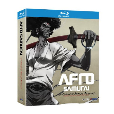 Afro Samurai / Complete Murder Sessions - Blu-Ray (Used)