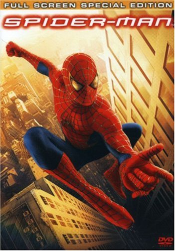 Spider-Man (Full Screen Special Edition) - DVD (Used)