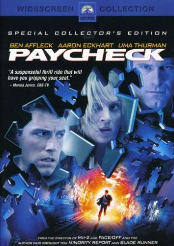 Paycheck (Widescreen) - DVD (Used)