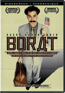 Borat: Cultural Learnings of America for Make Benefit Glorious Nation of Kazakhstan (Widescreen) - DVD