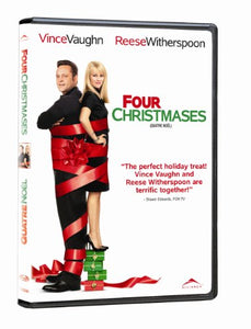Four Christmases - DVD (Used)