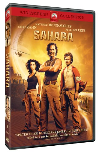Sahara (Widescreen Edition) - DVD (Used)