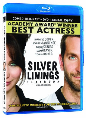 Silver Linings Playbook - Blu-Ray/DVD (Used)