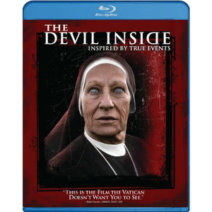 Devil Inside Blu Ray [DVD]