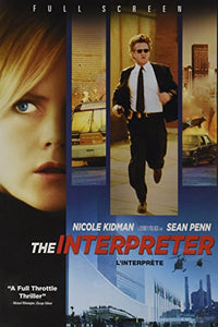 The Interpreter (Full Screen Edition) - DVD (Used)