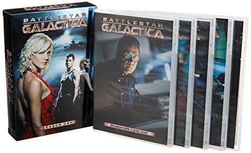 Battlestar Galactica / Season 1 - DVD (Used)
