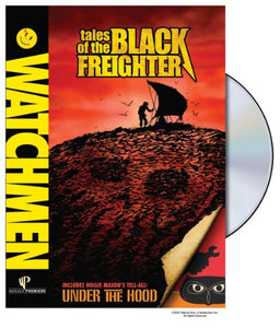 Watchmen: Tales of the Black Freighter [DVD]