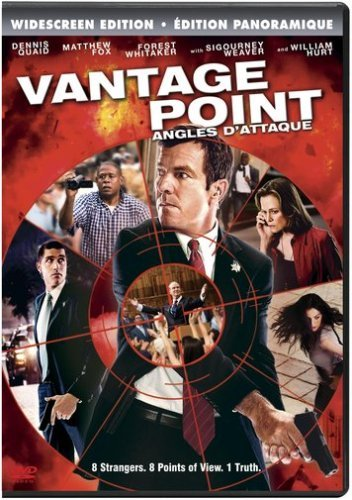 Vantage Point (Angles d'attaque) (Widescreen Bilingual Edition) - DVD