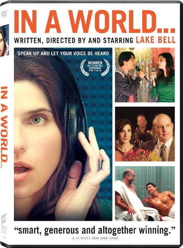 In A World Bilingual - DVD (Used)
