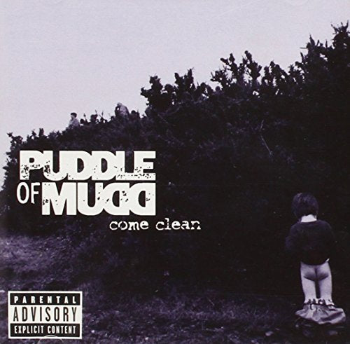 Puddle of Mudd / Come Clean - CD (Used)