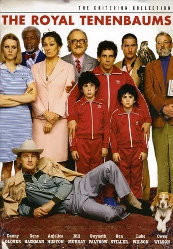 The Royal Tenenbaums (The Criterion Collection) - DVD (Used)